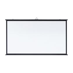 サンワサプライ PRS-KBHD80 プロジェクタースクリーン 壁掛け式 80型相当