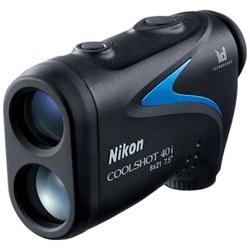 ニコン Nikon 携帯型レーザー距離計 COOLSHOT 40i 測定範囲(7.5~590m/8~650yds.)/近距離優先アルゴリズム/生活防水構造