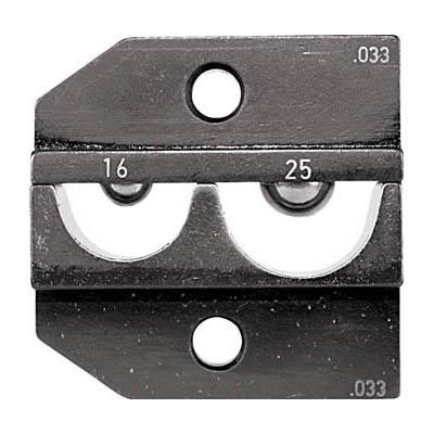 RENNSTEIG 624-033-3-0 圧着ダイス 624-033 裸端子16-25