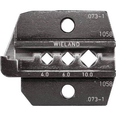 RENNSTEIG 624-073-1-3-0 圧着ダイス 624-073-1 Wieland 4.0-10