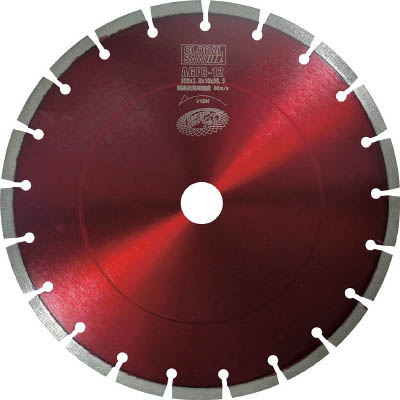 モトユキ AGFC-10 グローバルソー コンクリート用ダイヤモンドカッター