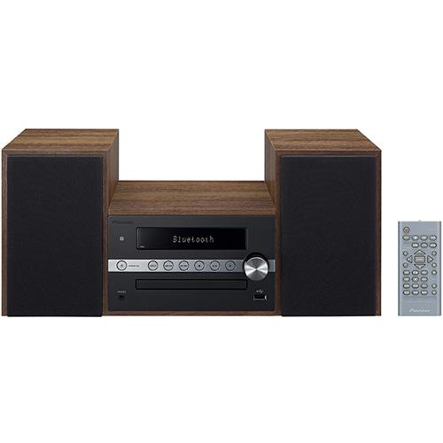 【長期保証付】パイオニア X-CM56-B(ブラック) CDミニコンポーネントシステム X-CMシリーズ