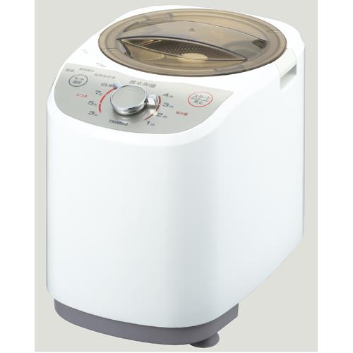 ツインバード工業 MR-E520W(ホワイト) 精米御膳 コンパクト精米器 4合 MRE520W かくはん式 玄米/白米/胚芽米