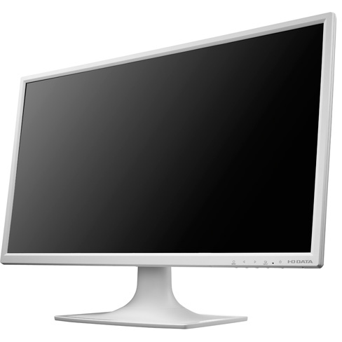 IODATA LCD-AD243EDSW(ホワイト) 23.8型ワイド 液晶ディスプレイ