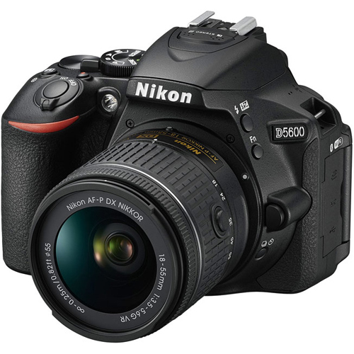 【長期保証付】ニコン D5600 18-55 VR レンズキット