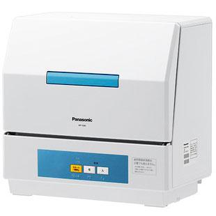 【設置】パナソニック NP-TCB4-W(ホワイト) プチ食洗 食器洗い機 3人分