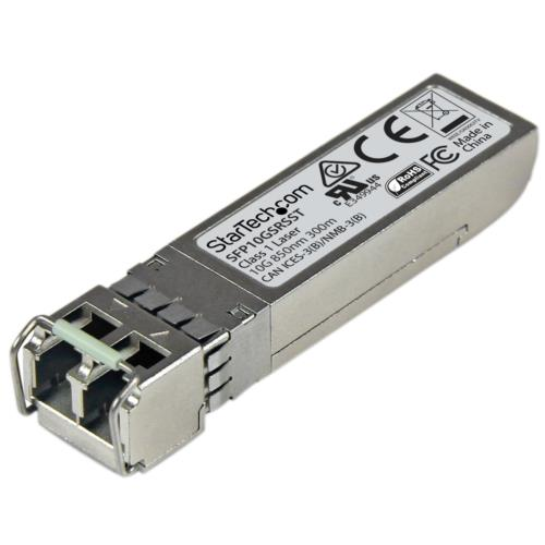 【在庫あり】【平日13時までのご注文で当日出荷可能!】 StarTech SFP10GSRSST Cisco製SFP-10G-SR-S互換SFP+ DDM対応