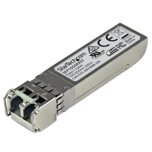 StarTech SFP10GSRXST SFP+モジュール Cisco製SFP-10G-SR-X互換
