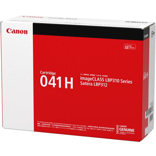 CANON CRG-041H 純正 トナーカートリッジ041H 大容量