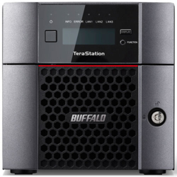 バッファロー TS5210DN0402 テラステーション 法人様向け2ドライブNAS 4TB 2ベイ
