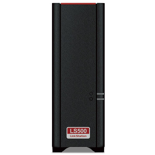 バッファロー LS510DN0401B(ブラック) LS510DNB ネットワークHDD(NAS) 4TB 1ベイ