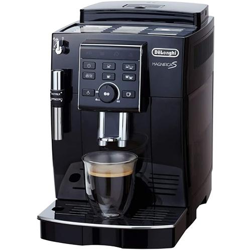 【長期保証付】デロンギ ECAM23120BN(ブラック) コーヒーメーカー マグニフィカS