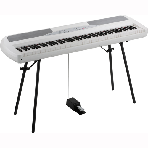 【設置+長期保証】KORG SP-280-WH(ホワイト) 電子ピアノ 88鍵盤