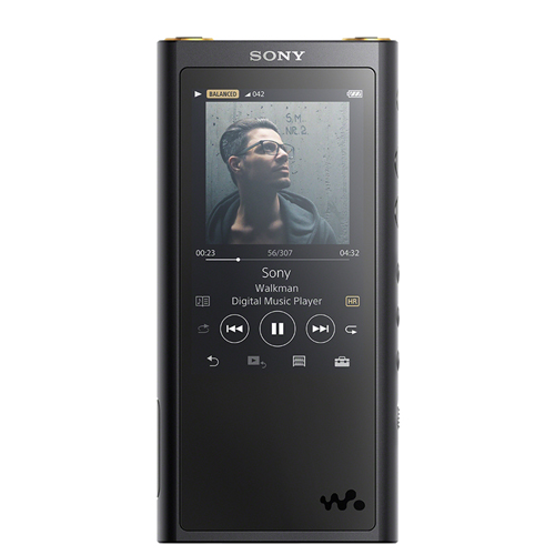 【長期保証付】ソニー NW-ZX300-B(ブラック) ソニー ウォークマンZXシリーズ 64GB