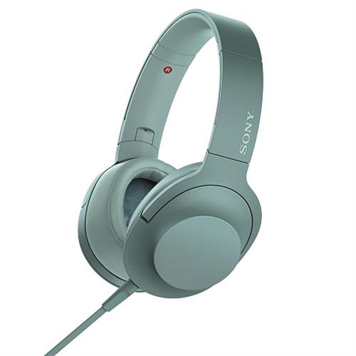 【長期保証付】ソニー MDR-H600A-G(ホライズングリーン) ステレオヘッドホン ハイレゾ対応