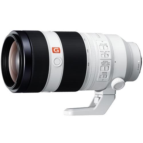ソニー FE 100-400mm F4.5-5.6 GM OSS