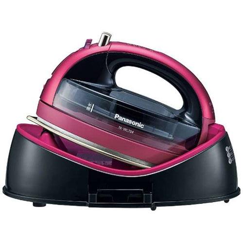 パナソニック NI-WL704-P(ピンク) カルル コードレススチームアイロン