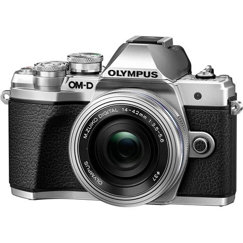 【長期保証付】オリンパス OLYMPUS OM-D E-M10 MarkIII EZダブルズームキット シルバー ミラーレス/一眼/デジカメ/マイクロフォーサーズ