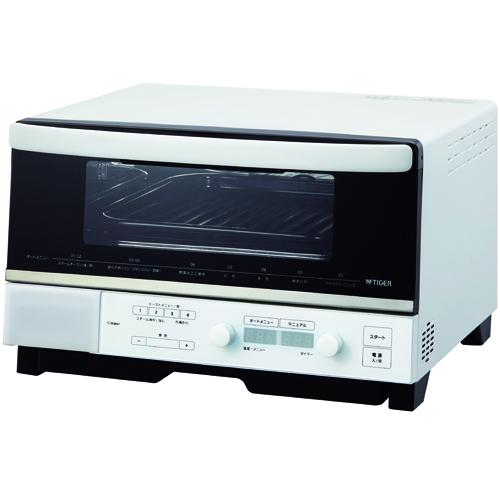 【長期保証付】タイガー KAX-X130-WF(フロストホワイト) GX(グランエックス) スチームコンベクションオーブン