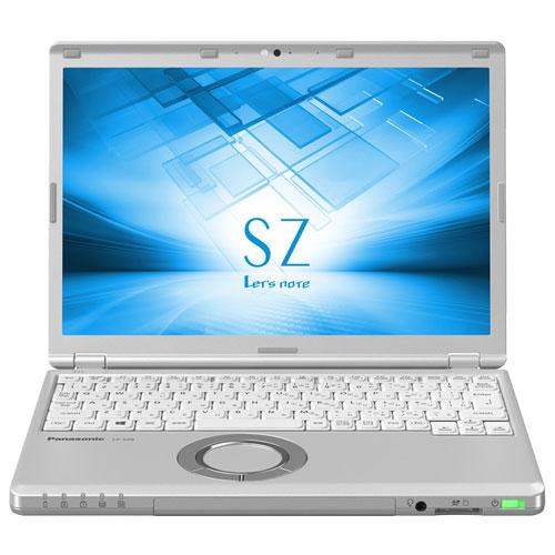 【長期保証付】パナソニック CF-SZ6RDHATJ Let's note 12.1型液晶 アジアモデル 英語キーボード HDD