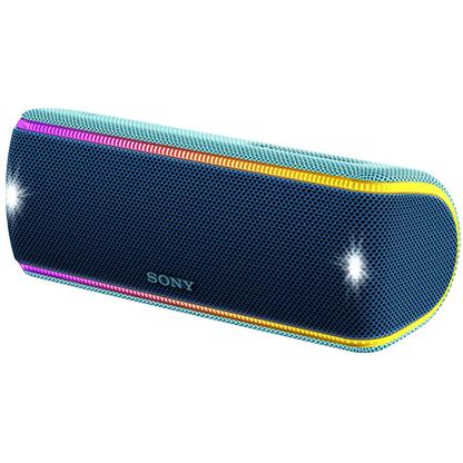 ソニー SRS-XB31-L(ツートーンブルー) ワイヤレスポータブルスピーカー Bluetooth接続