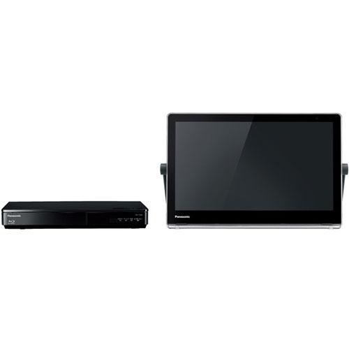 【長期保証付】パナソニック UN-15CTD8-K(ブラック) ポータブルテレビ 15V型