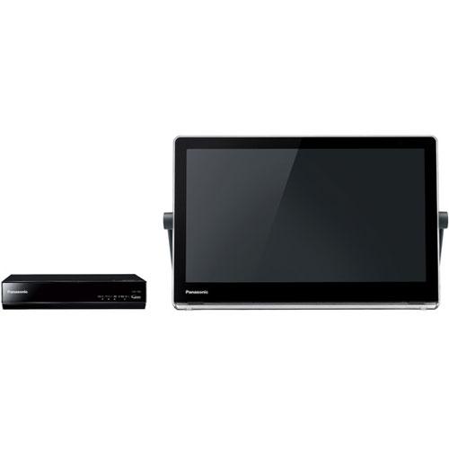【長期保証付】パナソニック UN-15CT8-K(ブラック) プライベート・ビエラ HDDレコーダー付ポータブルテレビ 15V型