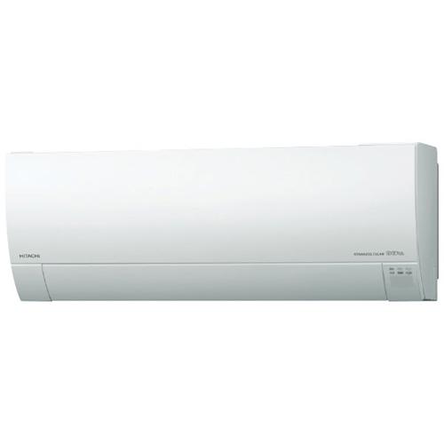 日立 RAS-G22H-W(スターホワイト) 白くまくん Gシリーズ 6畳 電源100V