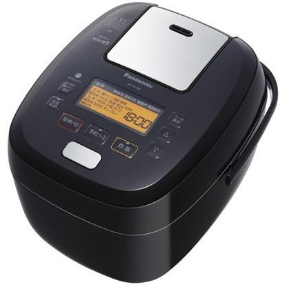 【長期保証付】パナソニック SR-PA188-K(ブラック) おどり炊き 可変圧力IHジャー炊飯器 1升