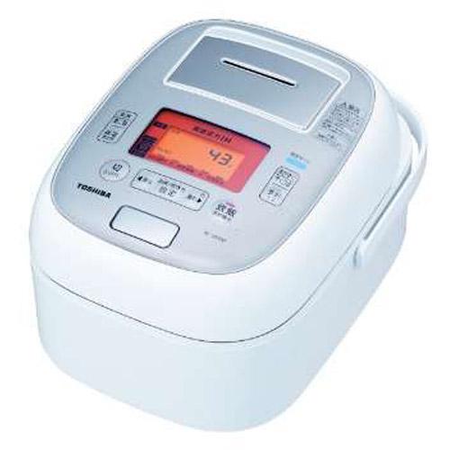 【長期保証付】東芝 RC-10VXM-W(グランホワイト) 合わせ炊き 真空圧力IHジャー炊飯器 5.5合