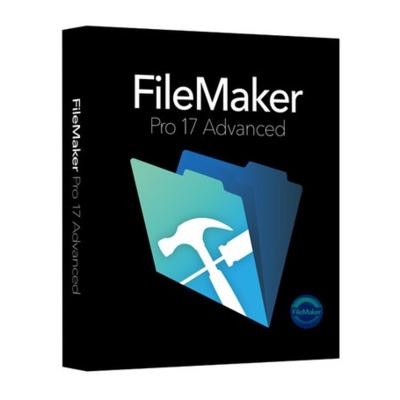 ファイルメーカー FileMaker Pro 17 Advanced