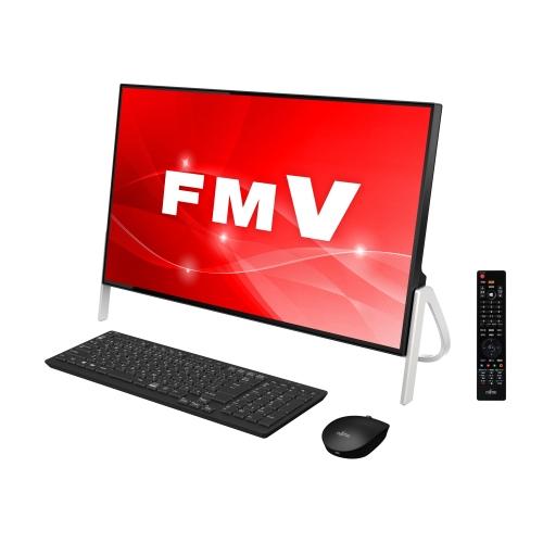富士通 FMVF77C2B(ブラック) LIFEBOOK FHシリーズ 23.8型液晶 TVチューナー搭載