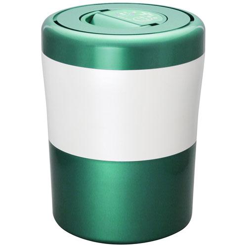 【長期保証付】島産業 PCL-31-GWG(グリーンストライプ) 生ごみ減量乾燥機 1~3人用