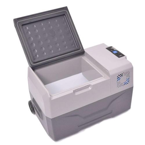 【長期保証付】サンコー CLBOX30L バッテリー内蔵30Lひえひえ冷蔵冷凍庫 CLBOX30Lひんやり 熱対策 アイス 冷感 保冷 冷却 熱中症 涼しい クール 冷気