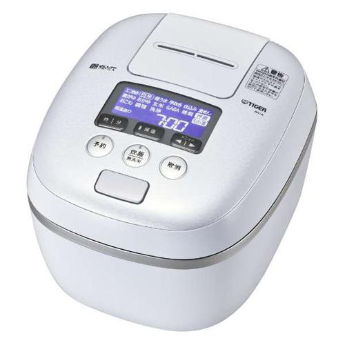 【長期保証付】タイガー魔法瓶 JPC-A182WE(アーバンホワイト) 炊きたて 圧力IH炊飯ジャー 1升