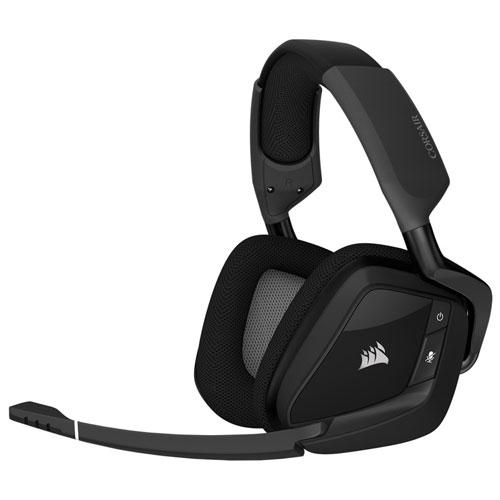コルセア CA-9011152-AP(ブラック) VOID PRO RGB Wireless ヘッドセット