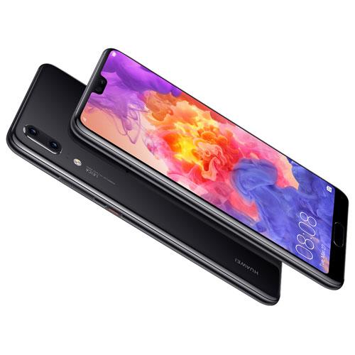 HUAWEI HUAWEI P20(ブラック) 4GB/128GB SIMフリー P20/BLACK