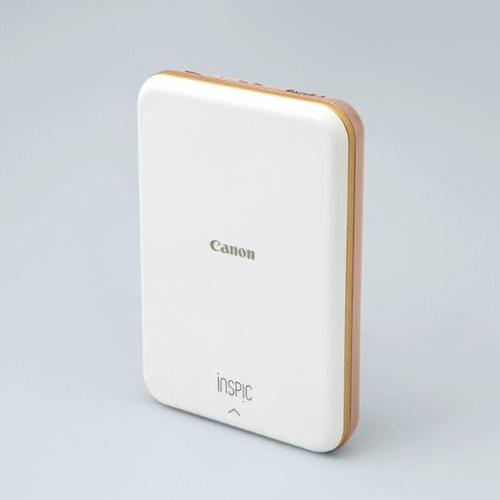 CANON iNSPiC(インスピック) PV123SP(ピンク) ミニフォトプリンタ 5 x 7.6 cm対応