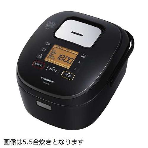 【長期保証付】パナソニック SR-HB188-K(ブラック) IHジャー炊飯器 1升