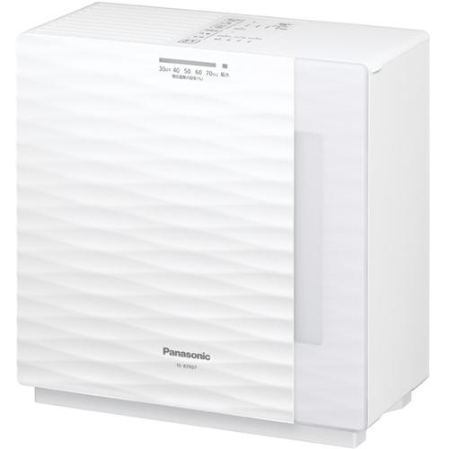 【長期保証付】パナソニック FE-KFR07-W(ミルキーホワイト) 気化式加湿器 木造12畳/プレハブ19畳