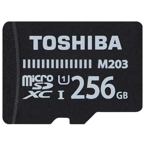 東芝 MU-J256GX microSDXCカード 256GB CLASS10