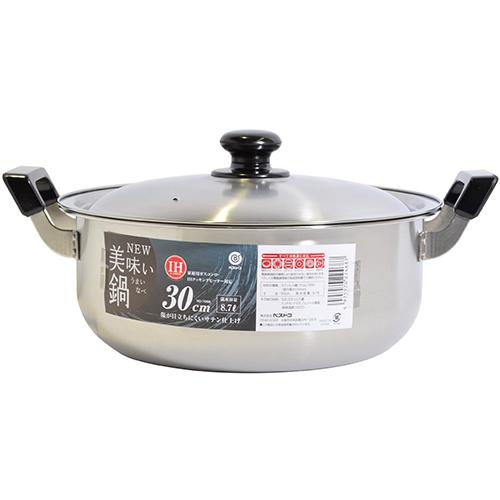 ベストコ ベストコ NEW美味い鍋 30cm IH対応
