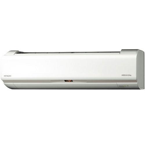 日立 RAS-HK25J-W(スターホワイト) メガ暖 白くまくん 8畳 電源100V