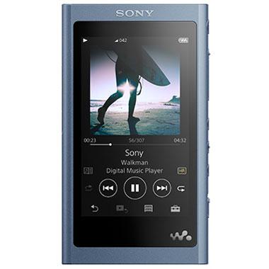 【長期保証付】ソニー NW-A55HN-L(ムーンリットブルー) ウォークマン 16GB