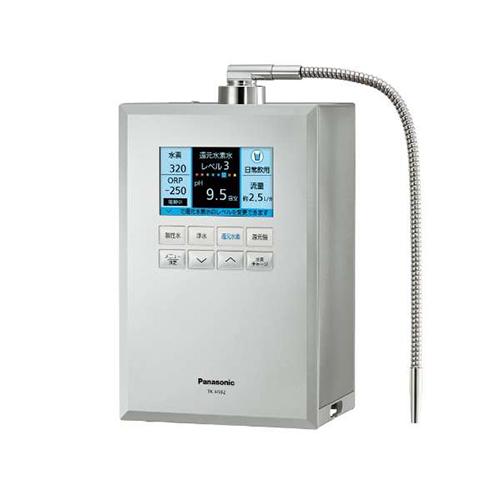 【長期保証付】パナソニック 還元水素水生成器 TK-HS92-S シルバー