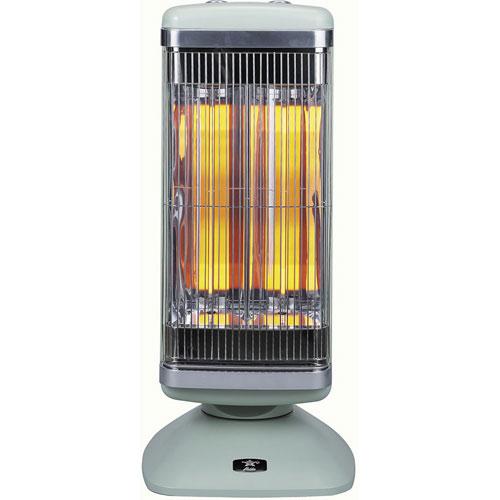 アラジン アラジン CAH-2G10A-G(グリーン) 遠赤外線NEWグラファイトeヒーター 2灯管 2灯管 電気ストーブ, 天竜市:52affefe --- officewill.xsrv.jp