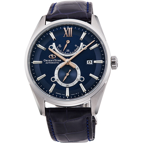 【長期保証付】オリエント RK-HK0004L Orient Star(オリエントスター) スリムデイ 機械式時計 (メンズ)