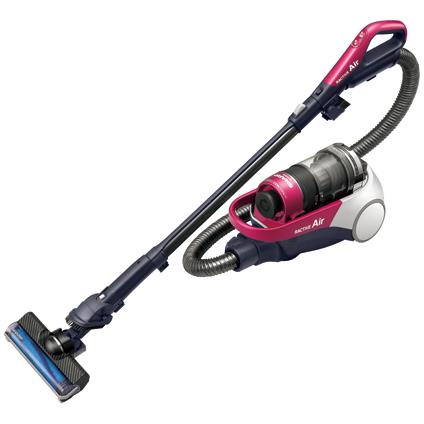 【長期保証付】シャープ EC-AS510-P(ピンク) コードレスキャニスターサイクロン掃除機