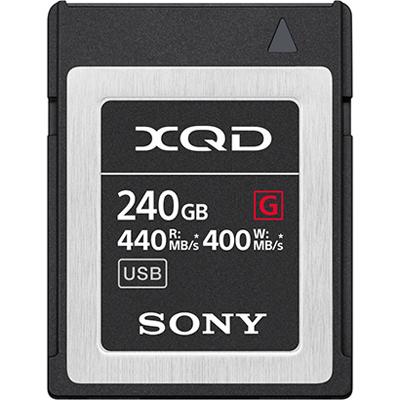 ソニー QD-G240F XQDメモリーカード 240GB