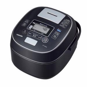 【長期保証付】東芝 RC-18VQM-K(グランブラック) 真空圧力IHジャー炊飯器 1升